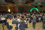 Picture of guests seated at the Eurekahedge Asian hedge fund awards 2006