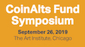 Hedge Fund Event - CoinAlts Fund Symposium 2019