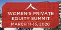 Hedge Fund Event - Women's Private Equity Summit
